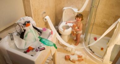 botiquín el cuarto de baño