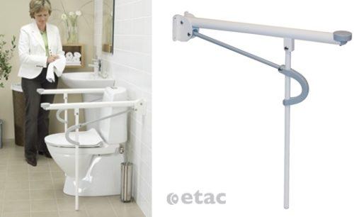 Barra Abatible OPTIMA, Diseño Ergonómico