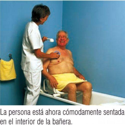 Asiento Giratorio De Acero INOXIDABLE