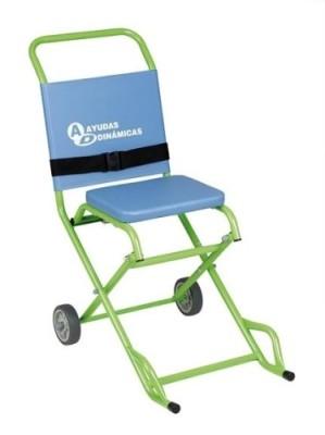 silla para evacuaciones asister