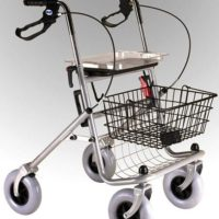 Rolator Polivalente Plegable Rollator