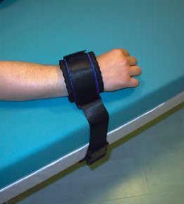 Cinturón Manos Cierre con Doble Velcro