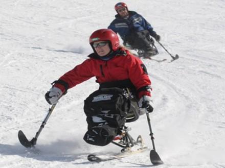 Esquí adaptado en Javalambre – Teruel