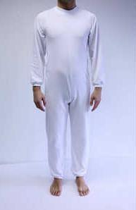 pijama largo antipañal con cremallera 4