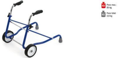 Caminador Infantil, Fabricado en Acero 3