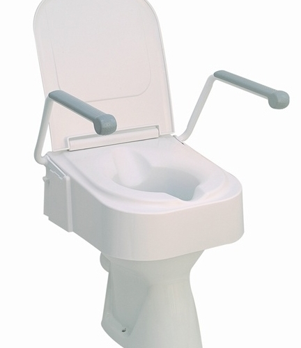 Elevadores de wc imprescindible para incorporarse asister for Inodoro cuadrado