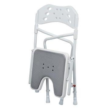 silla plegada de baño marca tobago