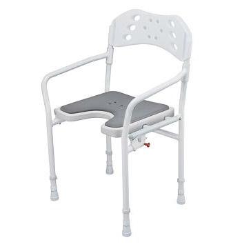 silla de ducha plegable tobago