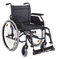 silla de ruedas caneo