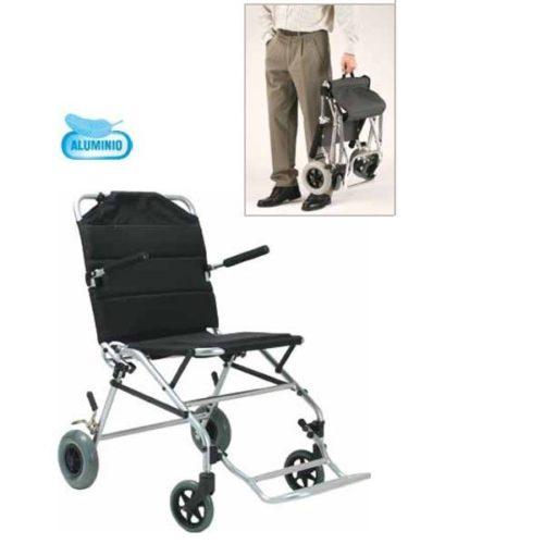 Silla De Tránsito COMPACT. Transporte de personas con movilidad reducida