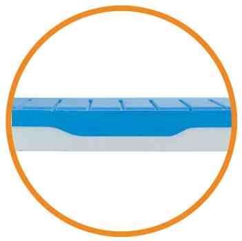 colchón viscoelástica Viscoflex - 1