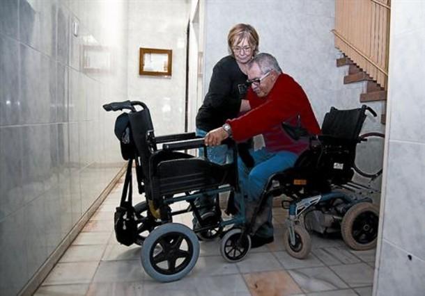 auxiliares de apoyo a discapacitados - asister