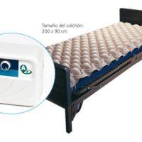 Colchón y Compresor Compacto METRO
