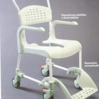 Silla de Ducha y WC, CLEAN 7