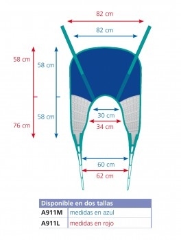 Arnés con Cabezal CONFORT -3