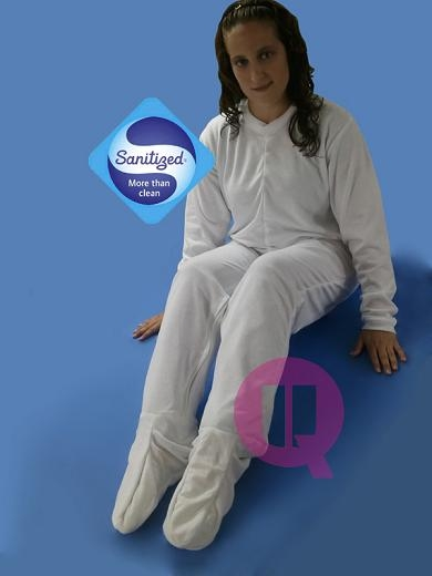 pijama antipañal sanitized