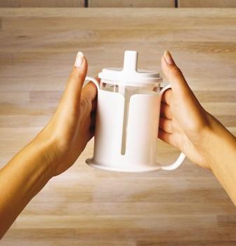 Vaso ETAC, Permite Agrar el Vaso Firmemente
