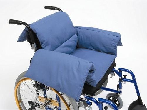 Accesorios sillas de ruedas gu a de compra de accesorios - Cojin silla de ruedas ...