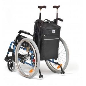 bolsa para muletas silla de ruedas