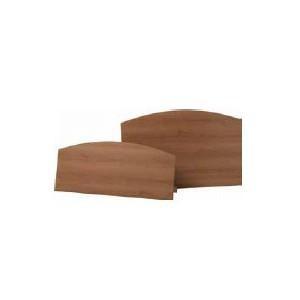 conjunto de cabezales en madera