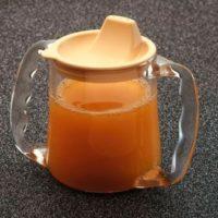 Tazón Caring Mug, Transparente con Dos Asas