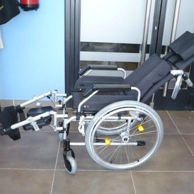 prolongador respaldo para silla de ruedas