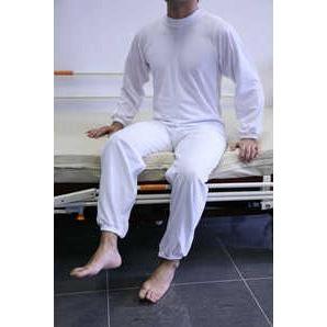 pijama largo antipañal