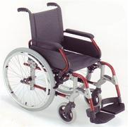 Standard Aluminum Wheelchairs