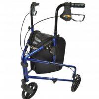Rollator Andador Triciclo