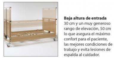 Ventajas Cama Alura Low XL