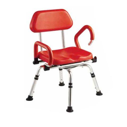 Asientos bancos taburetes y sillas para ducha asister for Sillas de aluminio