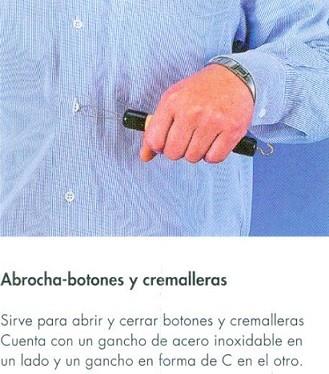 Abrochabotones y Subecremalleras