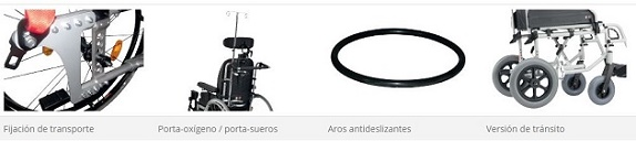 accesorios S-ECO 300