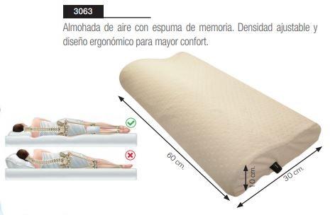 Almohada De Aire Antiescaras