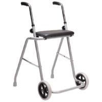 andador clasico con asiento apex medical