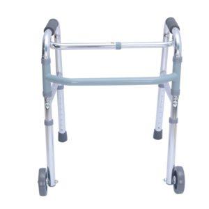 caminador plegable en aluminio ortopedia