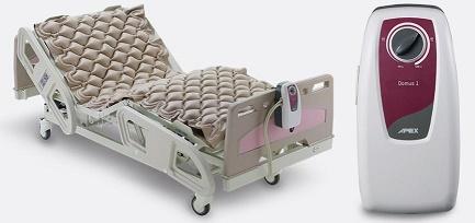 Dispositivos para alivio de las escaras de decúbito.