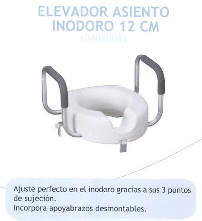 Elevador Asiento Inodoro