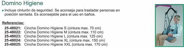Cincha Ropox Dominio Higiene