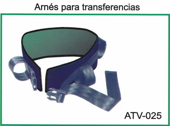 cinturón transfer