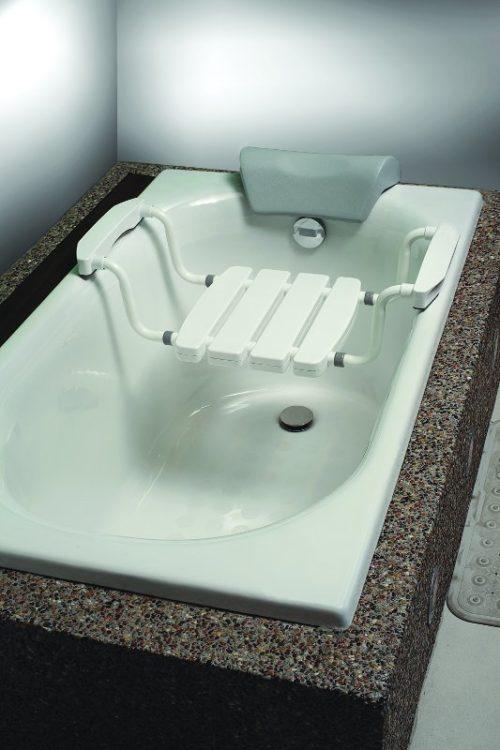 Asiento Para Bañera De Aluminio