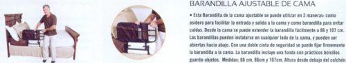 Barandilla Abatible PIVOT RAIL