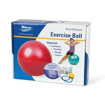 Embalaje Balones Terapéuticos NORCO