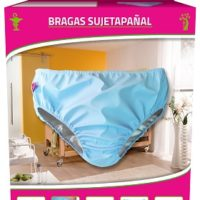 Braga sostener pañal absorbiendo las posibles fugas