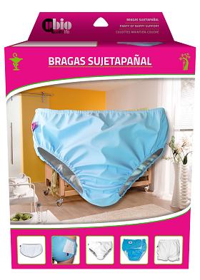 Braga Sujetapañal Impermeable VELCRO Poliuretano
