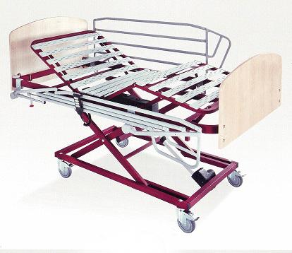 cama articulada nules