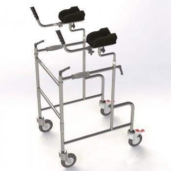 Caminador Ortopédico Con Soporte de Antebrazo