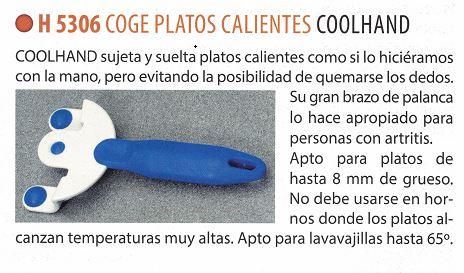 Coge Platos Calientes COOLHAND