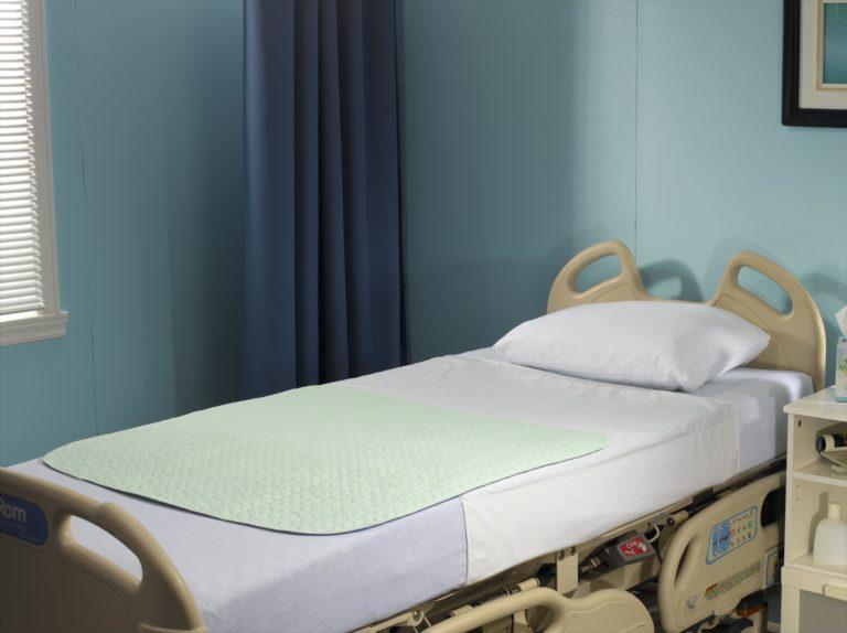 empapador reutilizable reabsorvente en cama