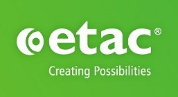 logotipo ETAC Creating Possibilities